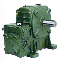 Double Stage Worm Reducer